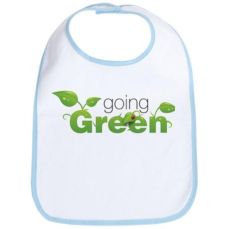 """Going Green"" Bib"