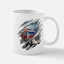 Torn Trucker Mug