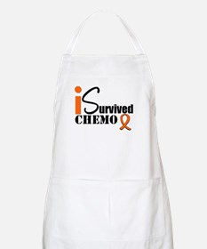 I Survived Chemo BBQ Apron