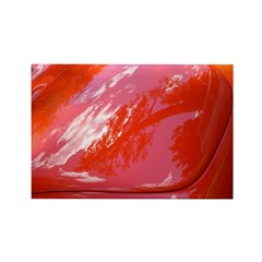 Reflections in Red Rectangle Magnet (10 pack)