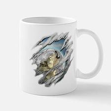 Torn Wolf Mug