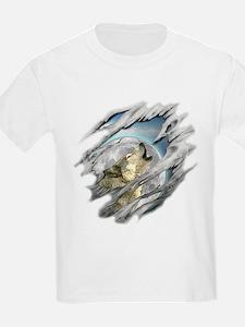 Torn Wolf T-Shirt