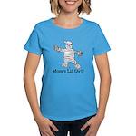 The Mummy's Girl Women's Dark T-Shirt
