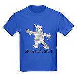 The Mummy's Girl Kids Dark T-Shirt
