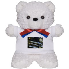 Black Chrome Teddy Bear