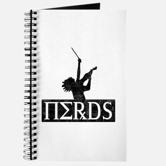 Revenge Of The Nerds Journal