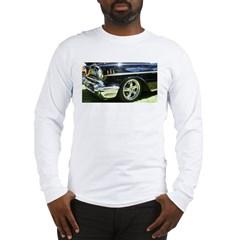 Black Chrome II Long Sleeve T-Shirt