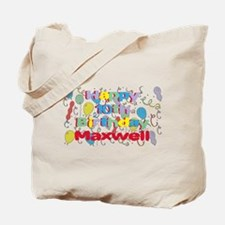 Maxwell's 10th Birthday Tote Bag