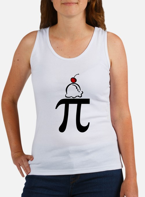 Pi a la Mode Women's Tank Top