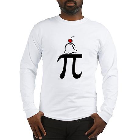 Pi a la Mode Long Sleeve T-Shirt
