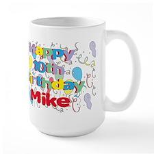Mike's 10th Birthday Mug