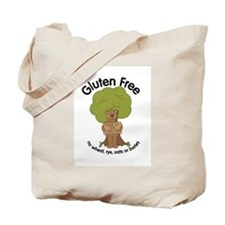 Cute Kids allergy Tote Bag