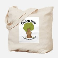 Cute Food allergy Tote Bag