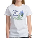 Gardening Caterpillar Women's T-Shirt