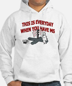 Unique Ms support group Hoodie