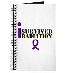 I Survived Radiation Journal