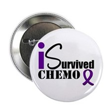 "I Survived Chemo 2.25"" Button"