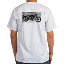 Cute Vincent motorcycle T-Shirt
