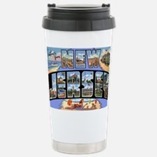 New Jersey Greetings Travel Mug