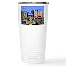 Ohio Greetings Travel Mug