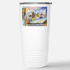 Oregon Greetings Travel Mug