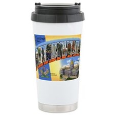 Pennsylvania Greetings Travel Mug