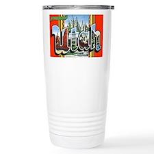 Utah Greetings Travel Mug