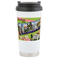 Virginia Greetings Travel Mug