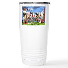Wisconsin Greetings Travel Mug