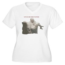 """king lear """"nothing..."""" T-Shirt"""