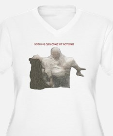 "king lear ""nothing..."" T-Shirt"