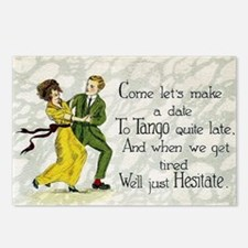 Ballroom Dance Postcards (Package of 8)