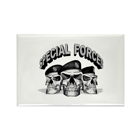 Special Forces Rectangle Magnet (100 pack)