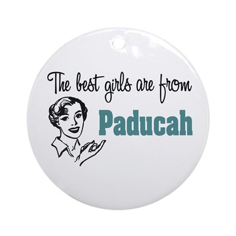 Best Girls Paducah Keepsake (Round)