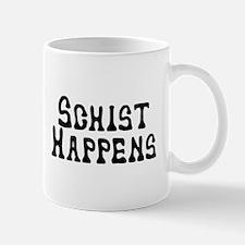 Schist Happens Small Small Mug