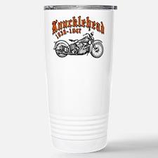 Knucklehead Stainless Steel Travel Mug