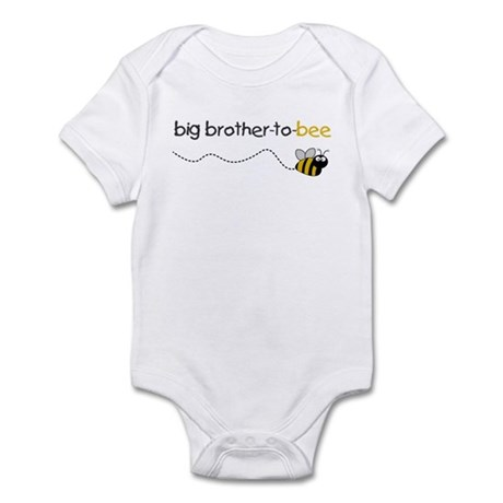 brother to bee shirt Infant Bodysuit