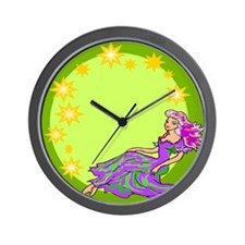 Princess - Wall Clock