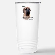 Mastiff Breed Travel Mug