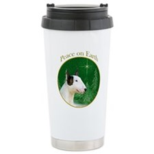 Mini Bull Peace Travel Mug