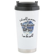 Mini Bull World2 Travel Coffee Mug