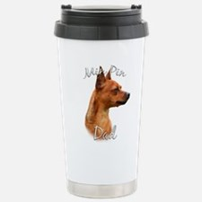 Min Pin Dad2 Travel Mug