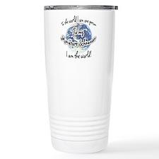 Mini Schnauzer World2 Travel Mug