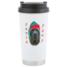 Santa Paws Neo Travel Coffee Mug