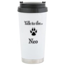 Neo Talk Travel Mug