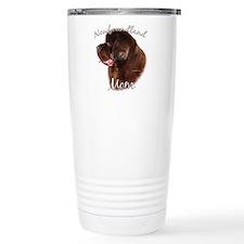 Newfie Mom2 Travel Mug