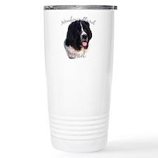 Newfie Dad2 Travel Coffee Mug