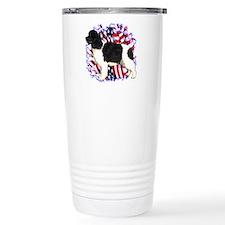 Newfie Patriot Travel Mug