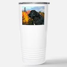 Unique Dog yard Travel Mug