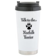 Norfolk Talk Travel Coffee Mug